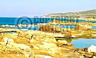 Achziv Ancient Port 002