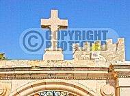 Jerusalem Franciscan Church Of Bethphage 012