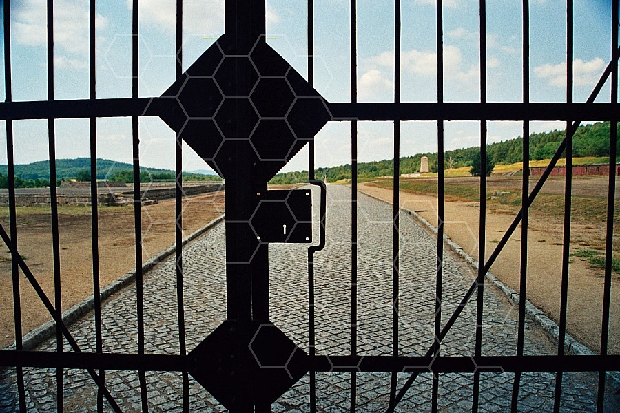Gross-Rosen Entrance Gate 0001