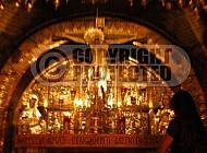 Jerusalem Holy Sepulchre Golgotha 043