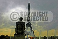 Paris - Eiffel Tower 0018