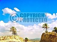 Tel Megiddo Ruins 001