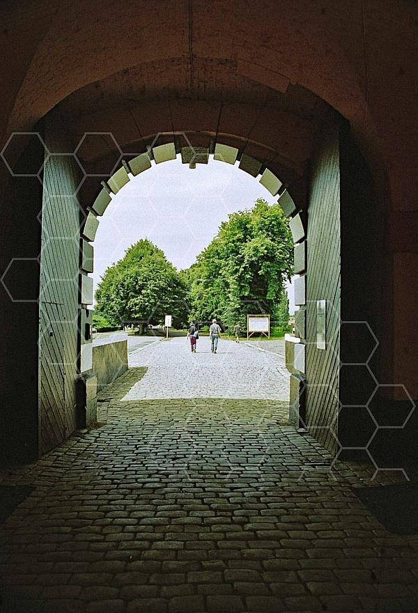 Terezin Entrance Gate 0005