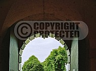 Terezin Entrance Gate 0005