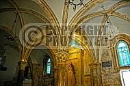 Jerusalem Coenaculum Upper Room 008