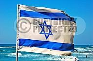 Israel Flag 007