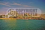 Eilat North Beach Hotel View 0001