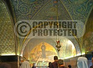 Jerusalem Holy Sepulchre Golgotha 046
