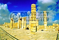 Avdat The Nabatean Temple 007