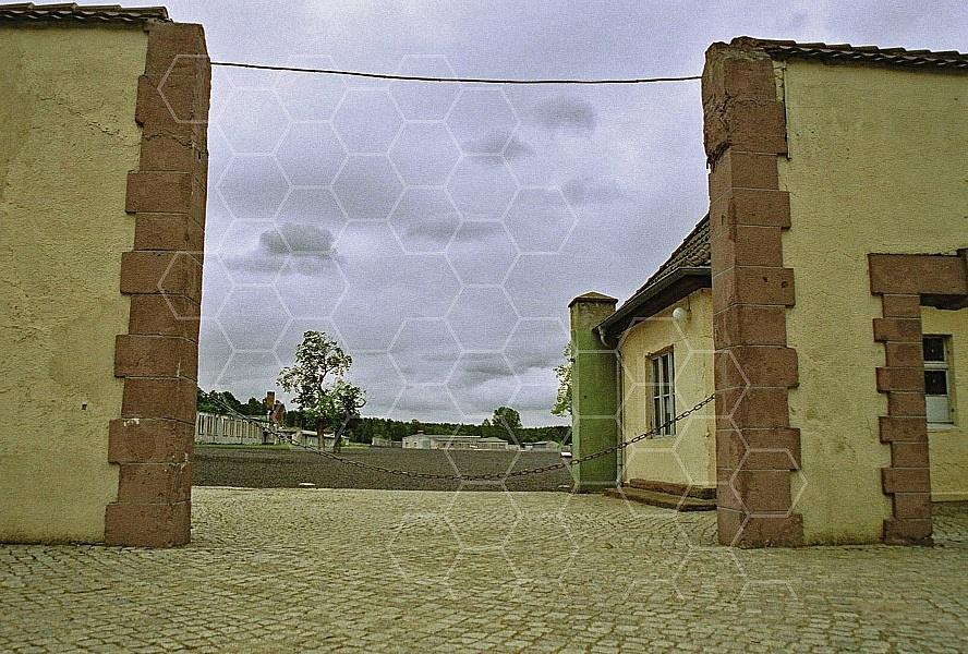 Ravensbruck Camp Gate 0007