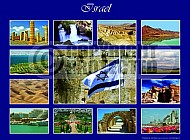 Israel Photo Collages 005
