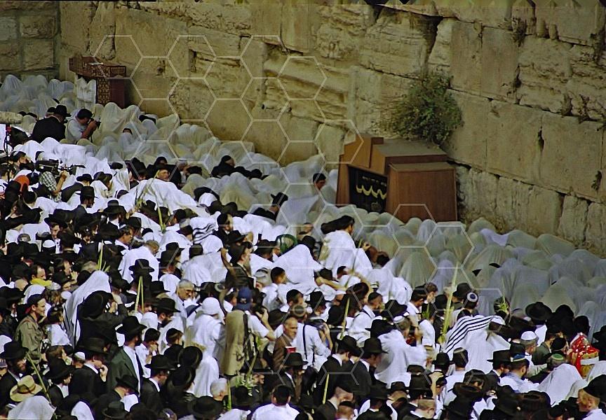 Kotel Priestly Blessing Birkat Kohanim 0019