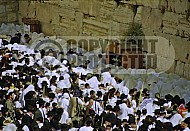 Kotel Priestly Blessing Birkat Kohanim 0019