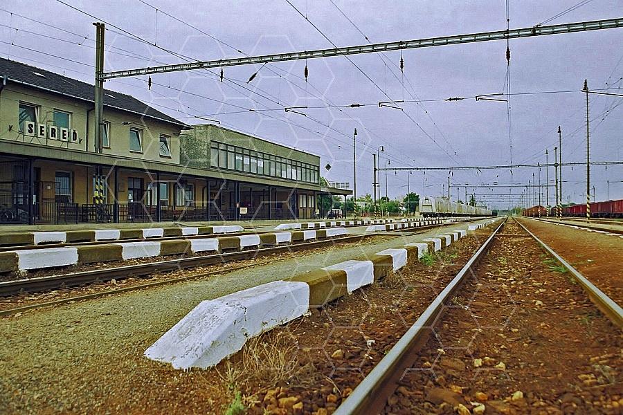 Sered Railway Station 0006