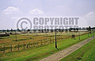 Birkenau Camp Barracks 0005