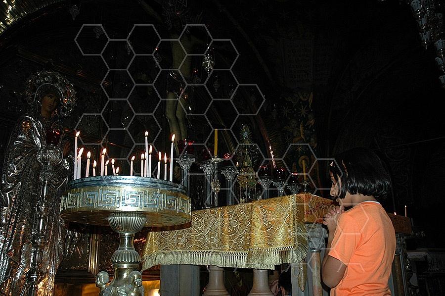 Jerusalem Holy Sepulchre Golgotha 034