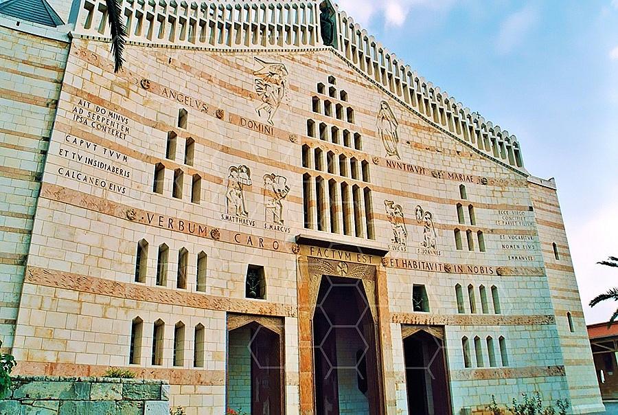Nazareth Annunciation Basilica 010