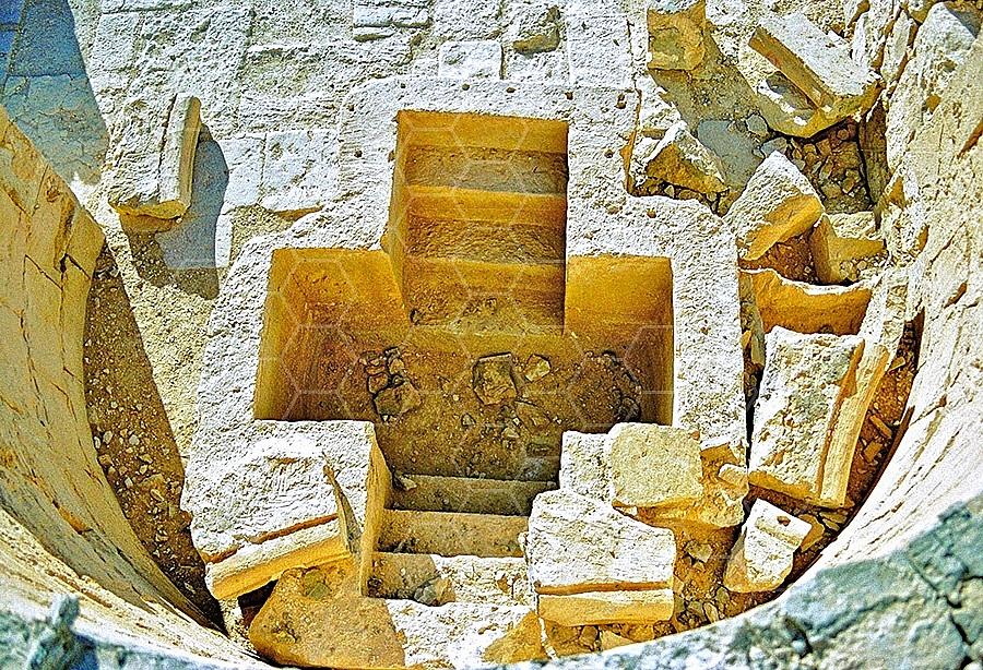 Shivta Baptistery 001