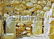Tel Arad Holy of Hollies 003