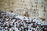 Kotel Priestly Blessing Birkat Kohanim 020