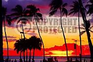 Hawaii Sunset 016