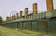 Auschwitz Barracks 0020