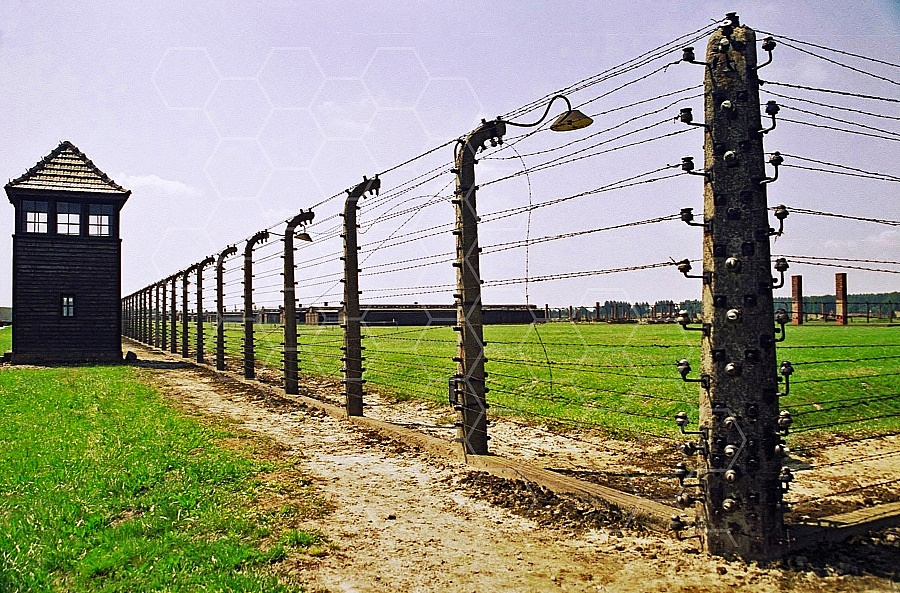 Birkenau Watchtowers 0010