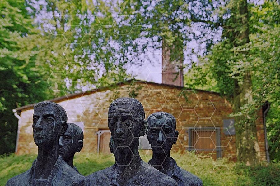 Nordhausen (Dora-Mittelbau) Crematorium 0009