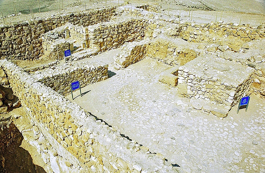 Tel Arad The Israelite Temple 005