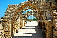 Caesarea Roman Arches 001