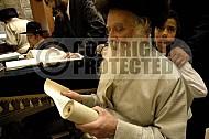 Kotel Purim 020