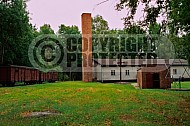 Stutthof Crematorium and Gas Chamber 0001