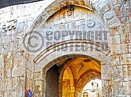 Jerusalem Old City Lions Gate 010