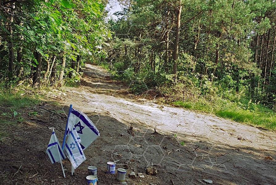 Belzec Camp Gate 0003