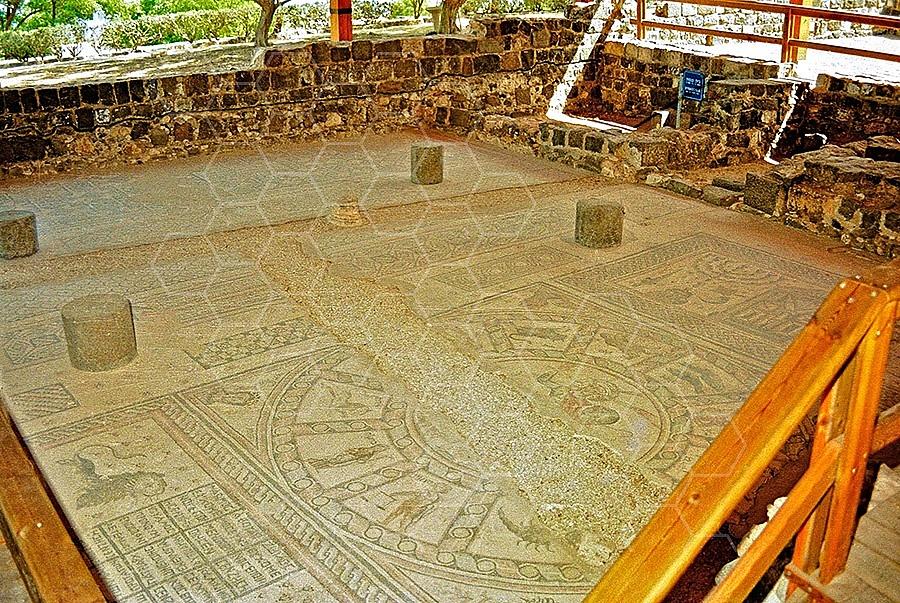 Hamat Tiberias Synagogue 002