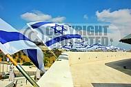 Israel Flag 050