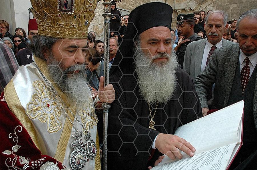 Greek Orthodox Washing Of The Feet 024