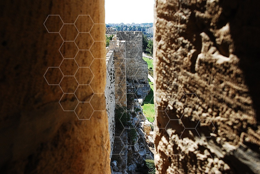 Jerusalem Old City Walls 027