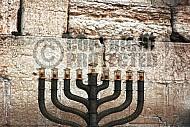 Kotel Chanukah 011