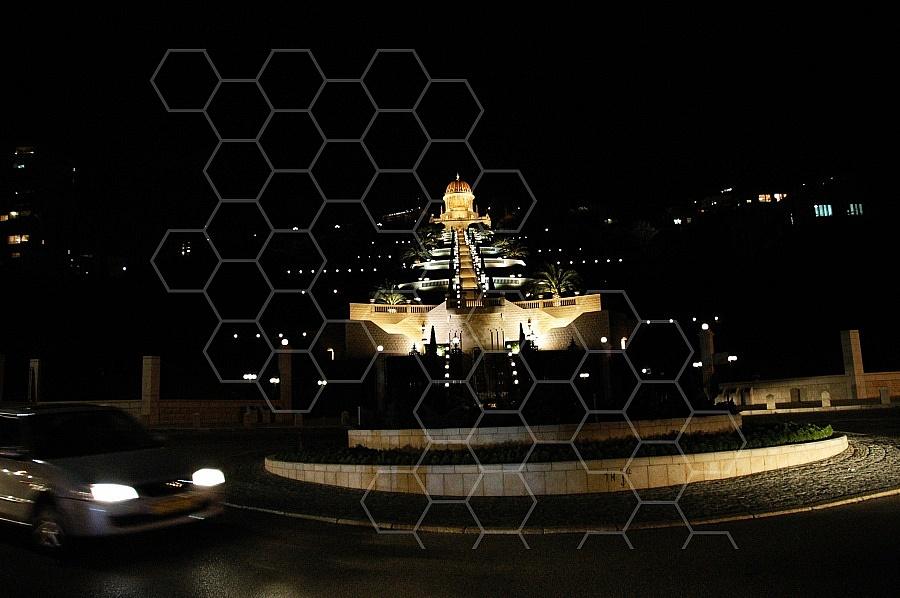 Haifa Baha I Gardens 0011