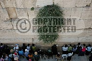 Kotel Women Praying 011