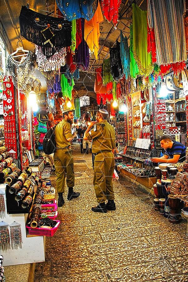 Jerusalem Old City Market 053