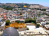 Jerusalem Old City View 001