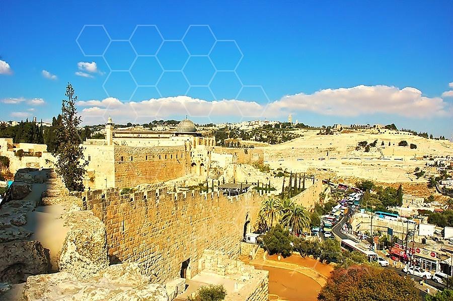 Jerusalem Old City Al-Aqsa Mosque 007
