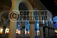 Toledo Synagogue Santa Maria La Blanca Toledo 0003