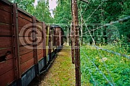 Stutthof Transport Railway Car 0011