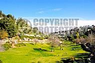 Jerusalem Valley Of Hinnom 002