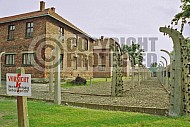 Auschwitz Barracks 0015