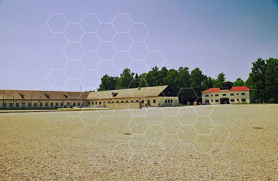 Dachau The Grounds 0003