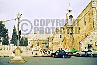 Betlehem Church Of The Nativety 001
